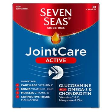 SEVEN SEAS JOINT CARE ACTIVE 30 CAPSULES