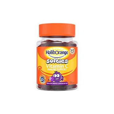HALIBORANGE HALIBORANGE SOFTIES VITAMIN C IMMUNITY 30 PACK
