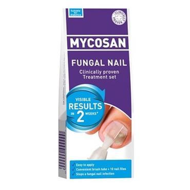 MYCOSAN MYCOSAN FUNGAL NAIL TREATMENT SET