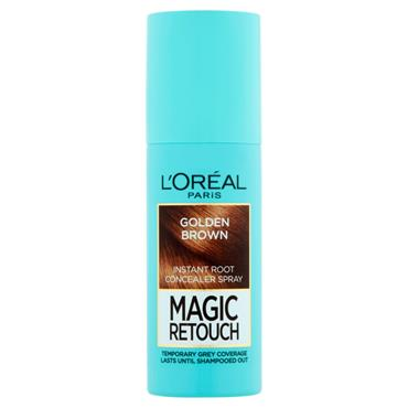 LOREAL MAGIC RETOUCH GOLDEN BROWN 75ML