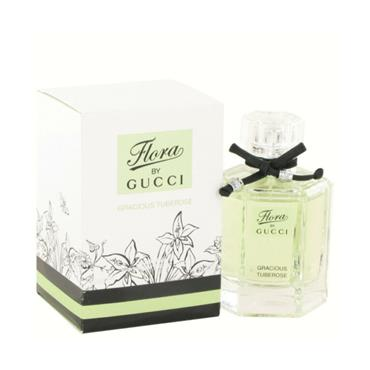 GUCCI FLORA GARDEN COLLECTION GRACIOUS TUBEROSE EDT 50ML