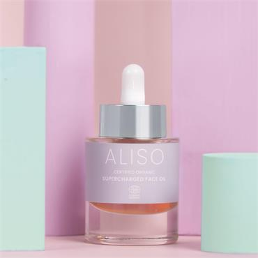 ALISO ORGANIC SUPERCHARGED FACE OIL
