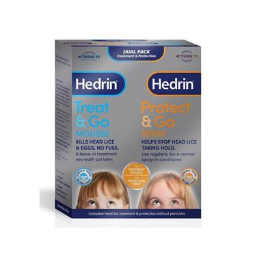HEDRIN DUAL PACK 1PACK