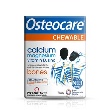 VITABIOTICS VITABIOTICS OSTEOCARE CHEWABLE 30 TABLETS