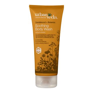 URBAN VEDA SOOTHING BODY WASH
