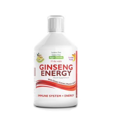 SWEDISH NUTRA SWEDISH NUTRA GINSENG ENERGY