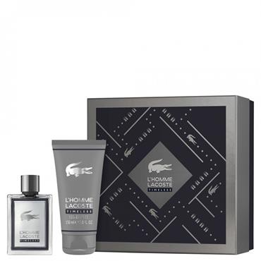 LACOSTE L'HOMME TIMELESS 100ML 2PC GIFTSET