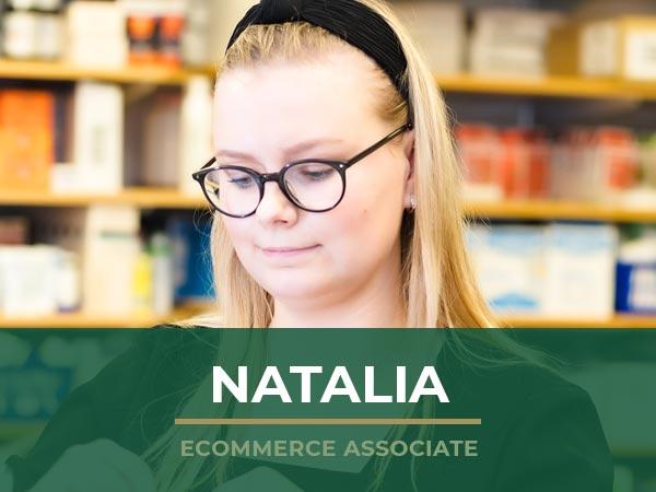 Natalia - Ecommerce Associate