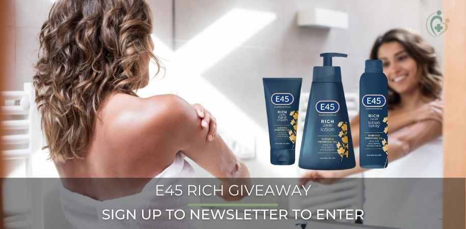 e45 rich giveaway