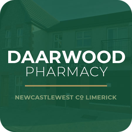Pharmacy Store at Daarwood, Newcastle West