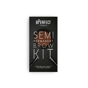 BPERFECT BPERFECT SEMI PERMANENT BROW KIT BROWN