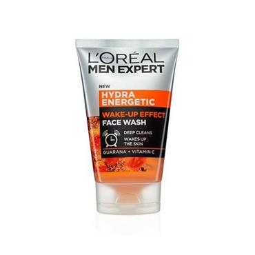 L'OREAL L'OREAL MEN EXPERT HYDRA ENERGETIC WAKE UP EFFECT FACE WASH 100ML