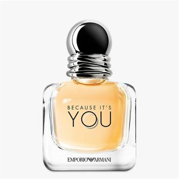 ARMANI EMPORIO ARMANI BECAUSE IT'S YOU EDP 50ML