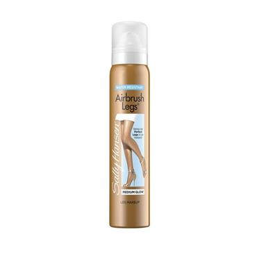 SALLY HANSEN SALLY HANSEN AIRBRUSH LEGS MEDIUM GLOW LEG MAKE UP 75ML
