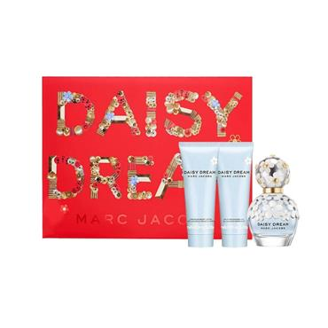 MARC JACOBS DAISY DREAM 75ML 3PC GIFTSET