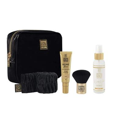 SOSU DRIPPING GOLD TOO TAN TO GIVE A DAMN GIFTSET