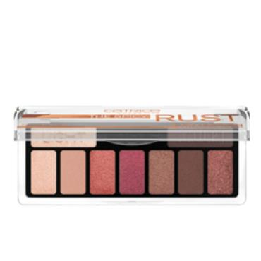 CATRICE THE SPICY RUST COLLECTION EYESHADOW PALETTE 010