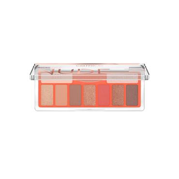 CATRICE CATRICE THE CORAL NUDE COLLECTION EYESHADOW PALETTE