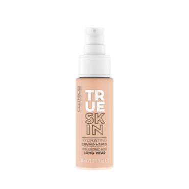 CATRICE CATRICE TRUE SKIN HYDRATING FOUNDATION 010 COOL CASHMERE