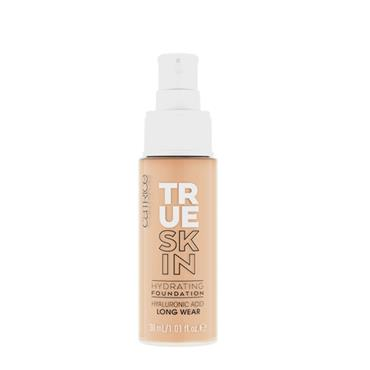 CATRICE CATRICE TRUE SKIN HYDRATING FOUNDATION 046 NEUTRAL TOFFEE