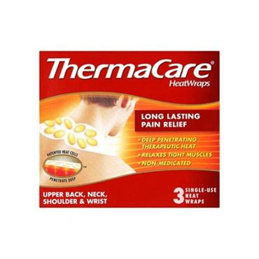 THERMACARE THERMACARE NECK PAIN RELIEF AIR ACTIVATED HEATWRAPS