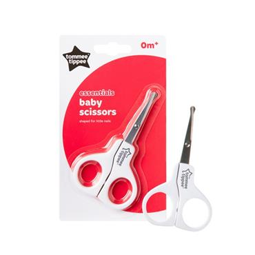 TOMMEE TIPPEE TOMMEE TIPPEE ESSENTIALS BABY SCISSORS 0M+