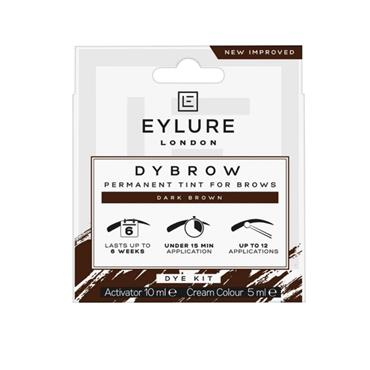 EYELURE EYELURE DYBROW PERMANENT TINT FOR BROWS DARK BROWN