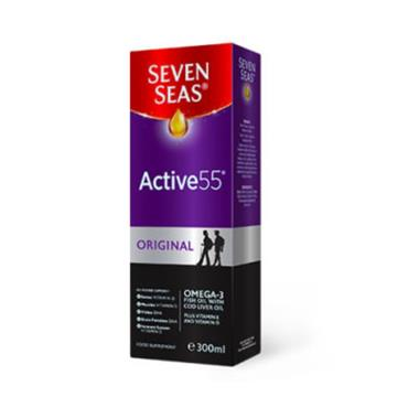 SEVEN SEAS SEVEN SEAS ACTIVE 55 ORIGINAL 300ML