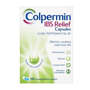 COLPERMIN COLPERMIN IBS CAPSULES 20S