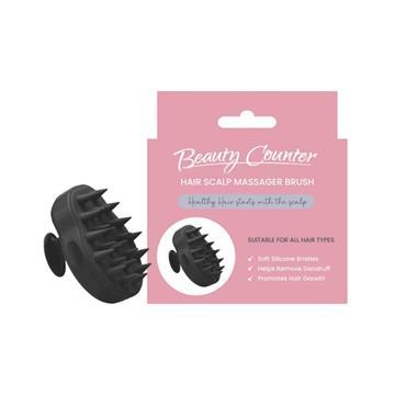 BEAUTY COUNTER BEAUTY COUNTER HAIR SCALP MASSAGER BRUSH- BLACK
