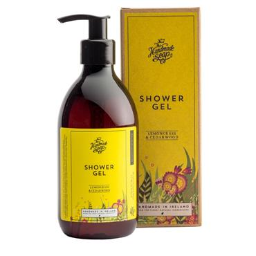 The Handmade Soap Company Lemongrass & Cedarwood Shower Gel (300ml)