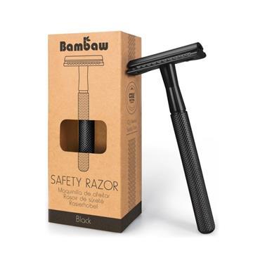 BAMBAW BAMBAW SAFETY RAZOR BLACK