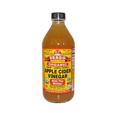 Braggs Organic Apple Cider Vinegar with Mother 473ml