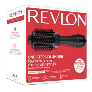 REVLON REVLON SALON ONE STEP HAIR DRYER AND VOLUMISER