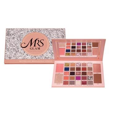 BPERFECT BPERFECT MRS GLAM SHOWSTOPPER PALETTE