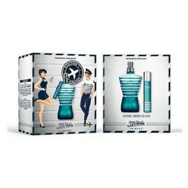 JPG JEAN PAUL GAUTIER LE MALE TRAVELLERS EXCLUSIVE GIFTSET