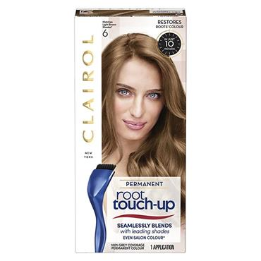 CLAIROL CLAIROL PERMANENT ROOT TOUCH UP LIGHT BROWN