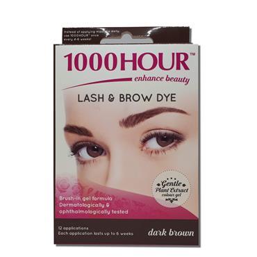 1000 Hour Lash N Brow Dye Dark Brown