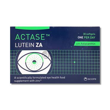 Actase Lutein ZA with Astaxanthin
