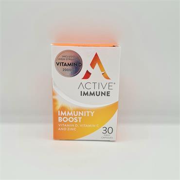 Active Immune Capsules