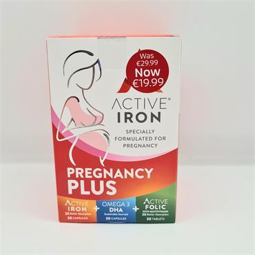Acive Iron Pregnancy Plus