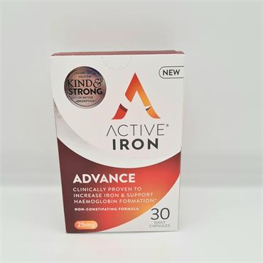 Active Iron Advance 25mg