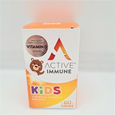 Active Immune Kids 60 Chews