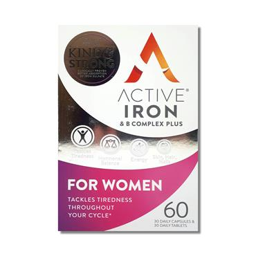 Active Iron and B Complex Plus