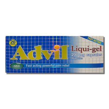 Advil Liqui /Gel Capsules