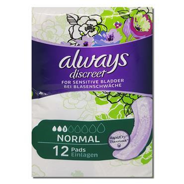 Always Disc Normal 0