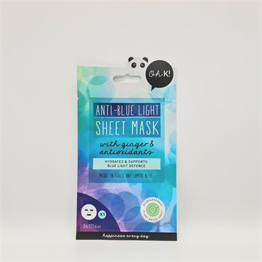 OhK! Anti-Blue LIght Sheet Mask
