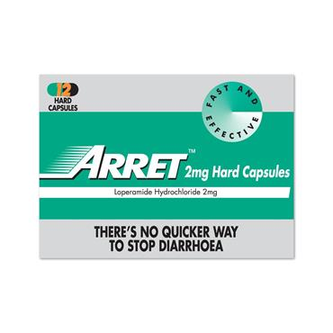 Arret 2mg Caps 12 Pack