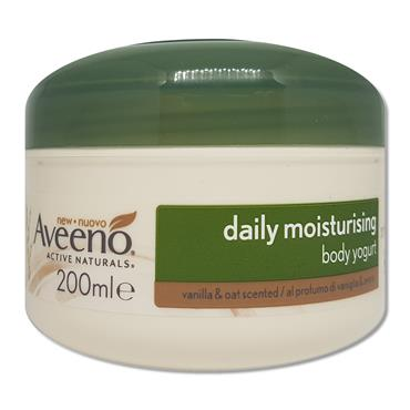 Aveeno Body Yogurt Daily Moisturising