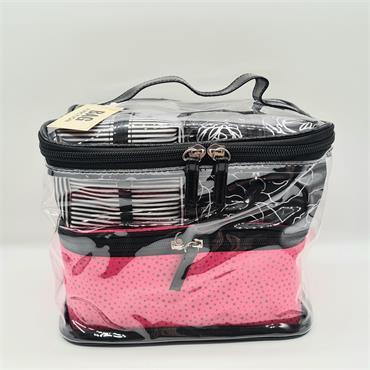 Bag Junction Cosmetic Bag Set